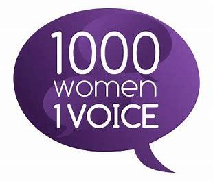 1000 women